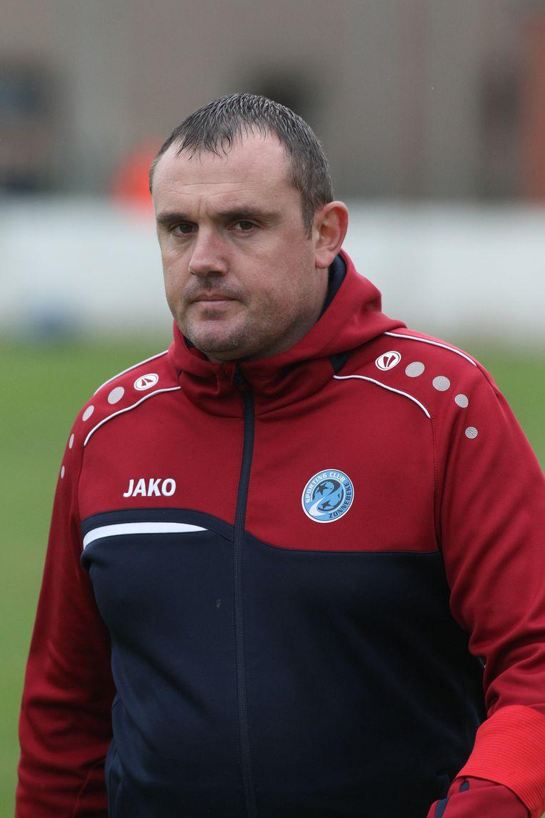 Trainer Ludovic Sieuw: «Twee vroege goals bepaalden het resultaat.»