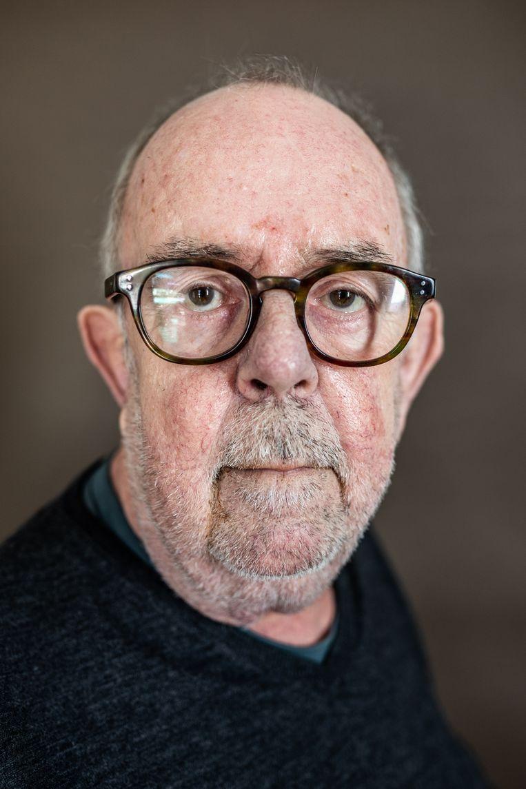 Hans van Walbeek (73) Beeld Nosh Neneh