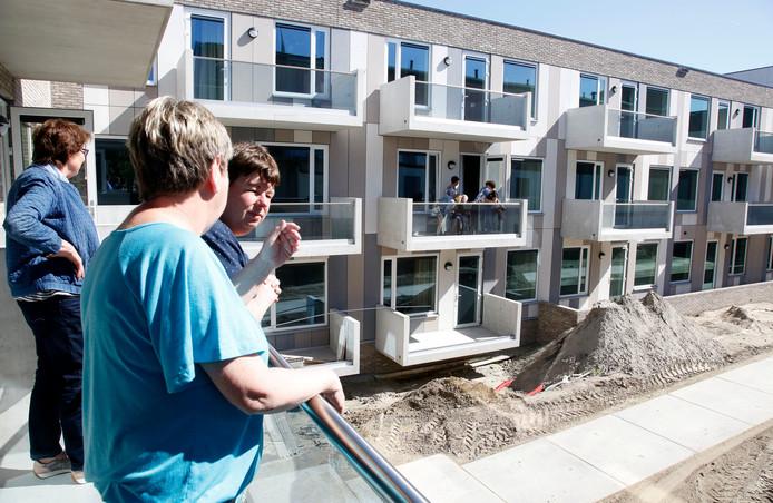 Nieuw woonzorgcentrum Antonius in Kloosterzande, een voorbeeld voor andere woonzorgcentra in Zeeuws-Vlaanderen.