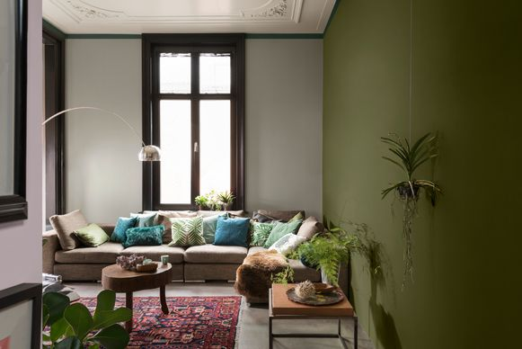 Groen in je interieur is absoluut in opmars. Kamerplanten blijven ook in 2020 populair.
