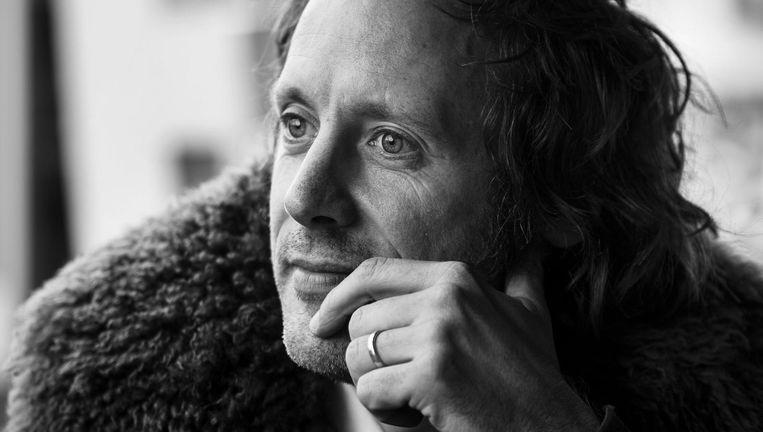 Ronald Snijders: 'Ik vind die verwarring die ontstaat als de grens tussen feit en fictie troebel wordt heel erg leuk.' Beeld Frank Ruiter