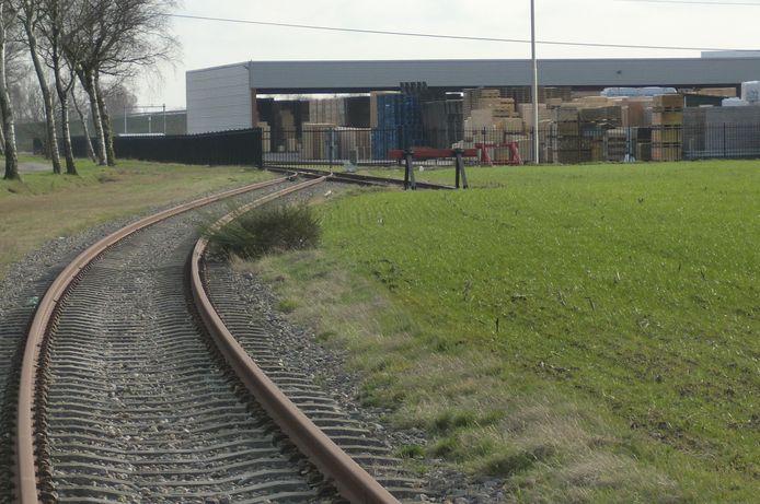 pkf spoorlijn roosendaal