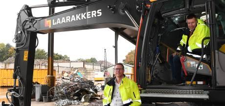 Laarakkers ruimt schandvlekken op: 'Dat is een vak apart'