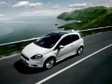 Het doek valt voor de Fiat Punto