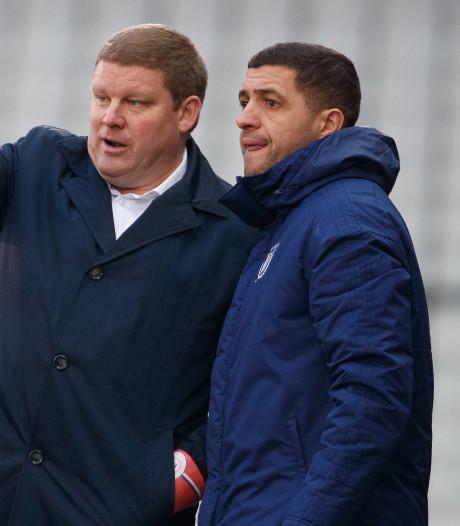 Assistent Belhocine interim-trainer bij Anderlecht