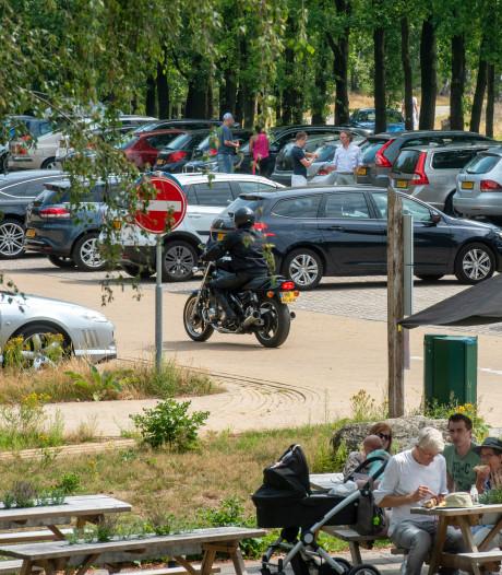 Posbank alleen in het weekend dicht voor auto's
