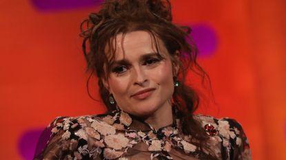 """""""Een logeerpartijtje met James Bond"""": 'The Crown'-actrice Helena Bonham Carter over bijzonder bezoekje aan The Queen"""