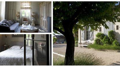VIDEO: Carlo en Anita bouwden vervallen stationnetje om tot romantisch vakantiehuis in de Provence