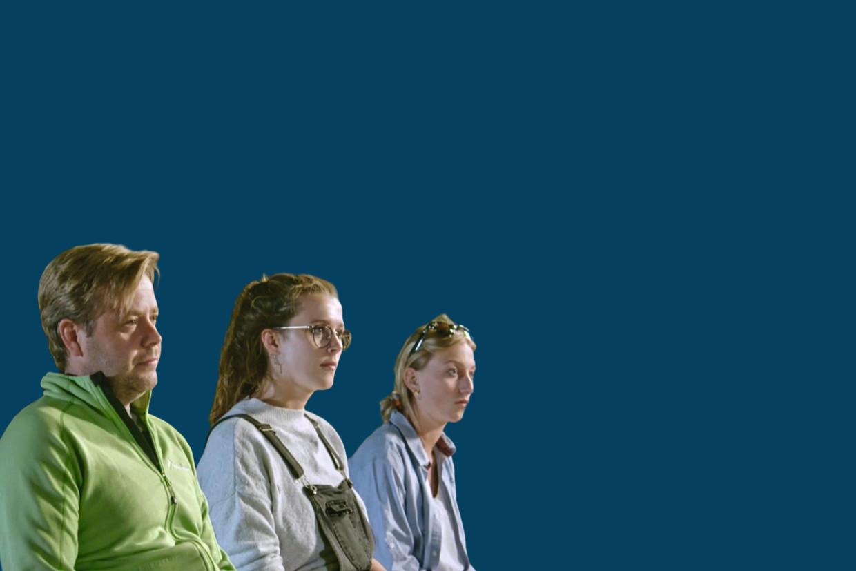 De finalisten van 'De mol'.