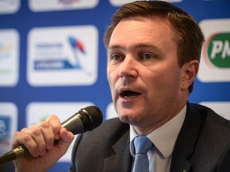 Lappartient gekozen tot nieuwe voorzitter UCI