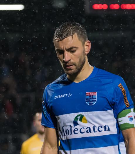 Van Polen: 'Drie goals tegen Feyenoord, dan moet je gewoon winnen of gelijkspelen'