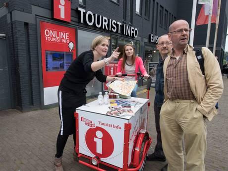 Nieuwe Tourist Info Punten in binnenstad van Enschede