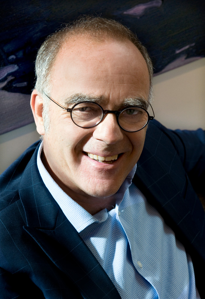 Directeur Edzo Doeve van Dela.