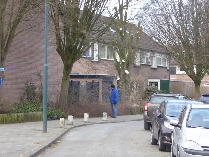 In het voorjaar krijgt de Emmalaan extra parkeerplaatsen en een herinrichting.