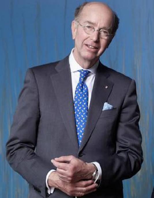 Bas Eenhoorn, burgemeester van Amstelveen.