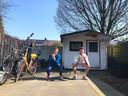 Fitness in de achtertuin