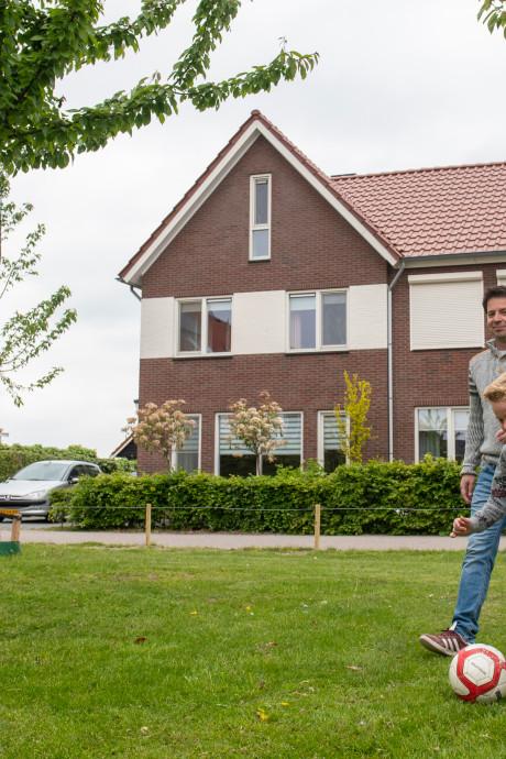 Nieuwe woonwijk in Hasselt erg populair bij Zwollenaren