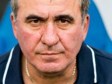 Roemeense legende Hagi stapt op als trainer bij eigen club