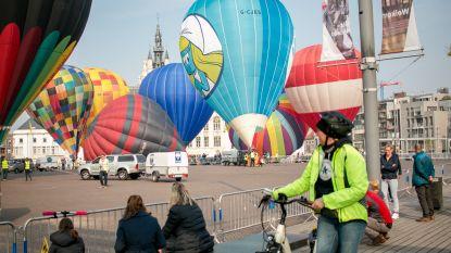 VIDEO. Ballonnen en veel volk voor de Ronde in Sint-Niklaas