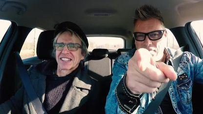 """Patje 'taxi' Krimson haalt zijn I love the 90's-gasten op: """"Dankzij deze meneer heb ik mijn koksmuts weggegooid"""""""