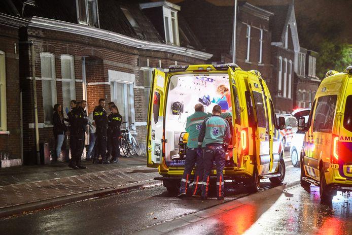 Bij een schietpartij aan de Zijde in Boskoop zaterdag- op zondagnacht zou een persoon gewond zijn geraakt.