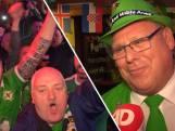 Supporters Noord-Ierland zijn klaar voor de wedstrijd (en vermaken zich opperbest)