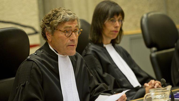 Rechter Marcel van Oosten. Beeld anp