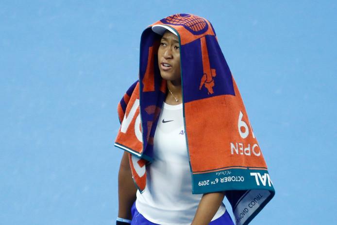 Naomi Osaka.