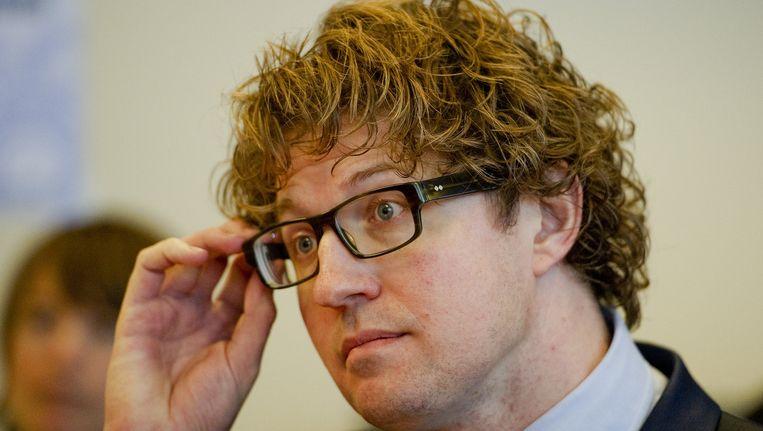 Minister Sander Dekker van onderwijs. Beeld anp