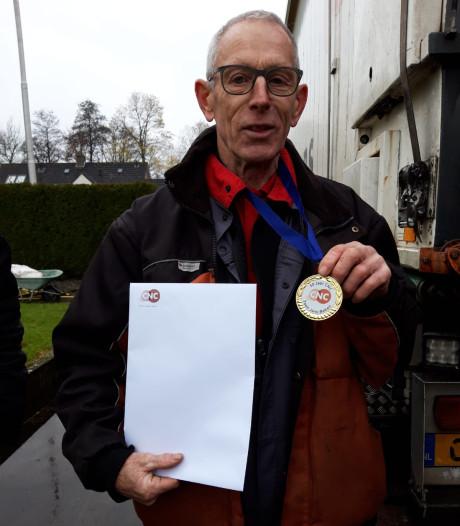 Toon Jans Beken werkte vijftig jaar voor CNC in Milsbeek en gaat nu met pensioen