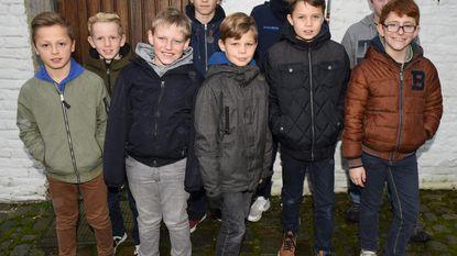 Bram Dekegel is Kinderpauwel in 2018