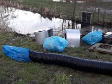 Boa van gemeente Lopik is er klaar mee: wéér drugsafval gedumpt op Damweg