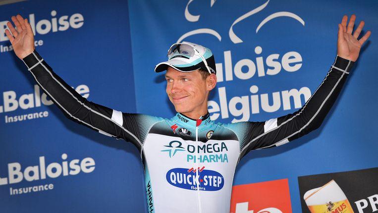 Tony Martin kan in de Baloise Belgium Tour een zuivere hattrick scoren en kan rekenen op een sterk collectief.