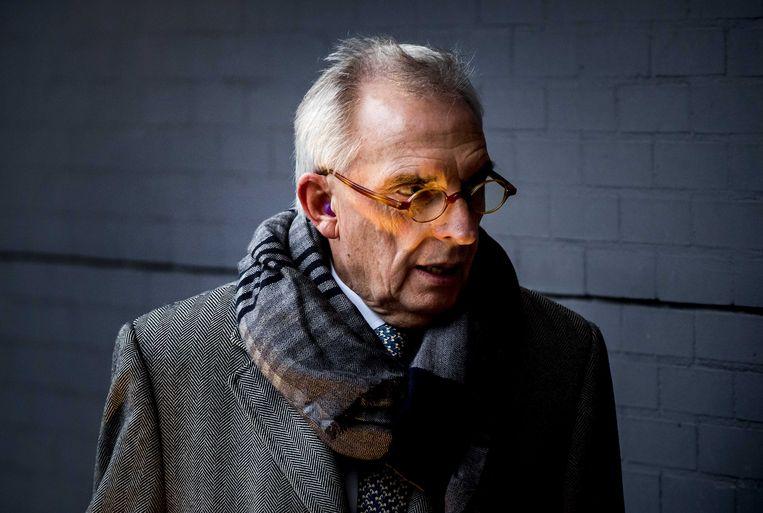 Voormalig VVD-politicus Jos van Rey. Beeld ANP
