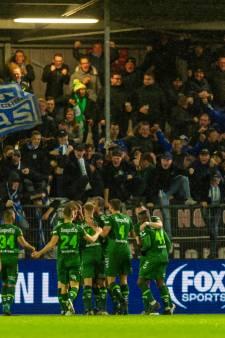 De Graafschap steunt boycot supporters; spelers in speciale shirts tegen FC Eindhoven