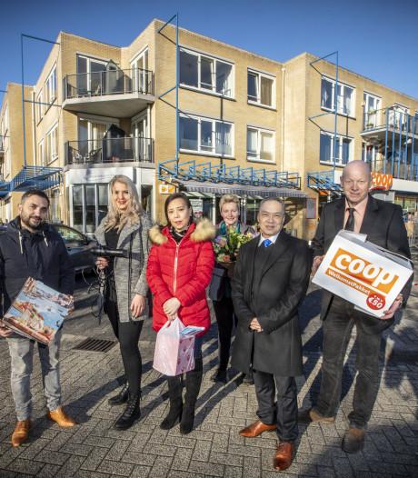 Winkelcentrum De Essen in Oldenzaal klaar voor de toekomst