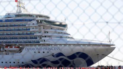 Als je vastzit op cruise in quarantaine en dorst hebt? Dan bestel je wijn met een drone