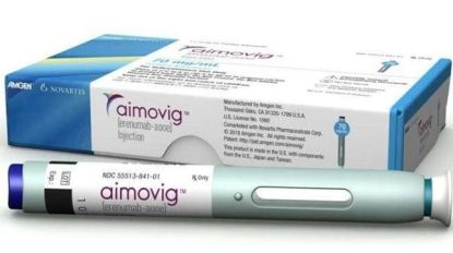 Duur medicijn Aimovig tegen zware migraine voorlopig niet terugbetaald