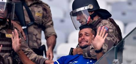 Rellen na historische degradatie Cruzeiro