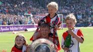 Kampioenenmaker Kuyt zet een punt achter zijn carrière