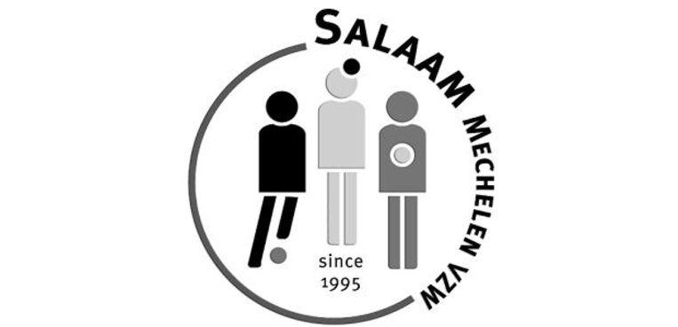 Het logo van Salaam Mechelen.