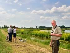 Koop rabarber bij de boer op één van de allermooiste polderwegen