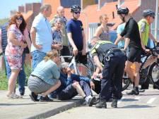 Scooterrijder in Ter Heijde rijdt invalide man aan en gaat er vandoor