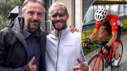 """Deelnemer aan 'Kamp Waes' haspelt fietstocht van 1.225 kilometer (en ruim 53u) af: """"Kon nauwelijks wakker blijven"""""""