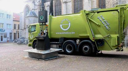 Voortaan afval deponeren in ondergrondse containers tot 22 uur en vanaf 7 uur