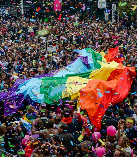 Lancement du Pride Festival Brussels