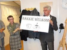 Nieuwe ontmoetingsplek 'Bakkie Welkom' in Gestel