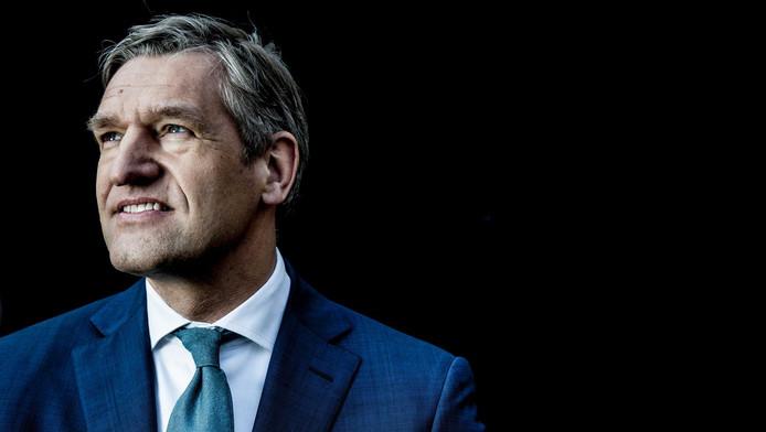Sybrand Buma is al sinds de jaren negentig actief in de Haagse politiek. ,,Daardoor heb ik de mogelijkheid gehad om dit land door en door te leren kennen.''