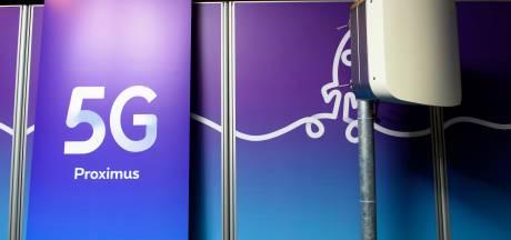"""Proximus active la """"vraie 5G"""" dans trois lieux en Belgique"""