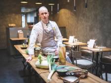 """Restaurant San serveert 'no food waste'-lunch: """"Aan de slag met schillen, groenteloof, graten en oud bier"""""""